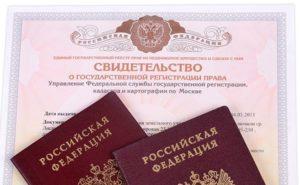 Фото Свидетельства с паспортами РФ