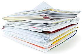 Изображение пакета документов для приватизации